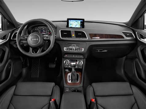 audi q3 dashboard image 2015 audi q3 quattro 4 door 2 0t premium plus