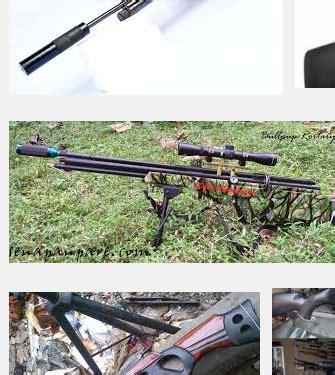 Mimis Jitu teknik menembak jitu menggunakan senapan angin