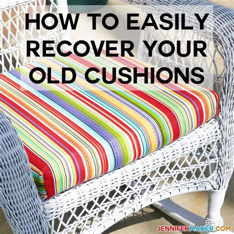 reupholster patio furniture cushions best 25 recover patio cushions ideas on