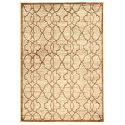 linon home decor rugs linon home decor platinum iron beige and 2 ft x 3 ft indoor accent rug rugpm2323