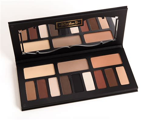 d shade and light eyeshadow palette d shade light eye contour palette review swatches