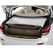 Image 2011 Lexus IS 250C 2 Door Convertible Auto Trunk