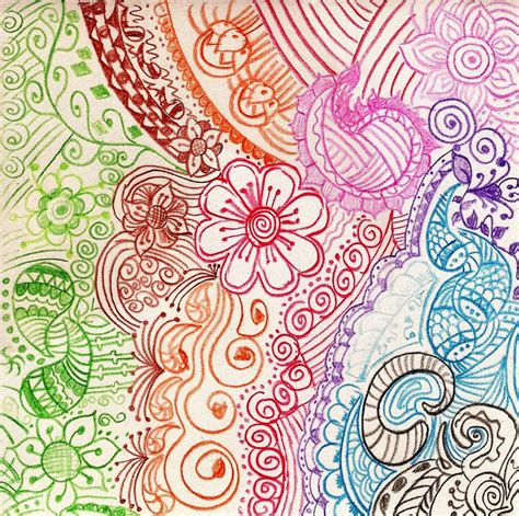doodle for doodles fortheloveofcolor doodles pin doodles image
