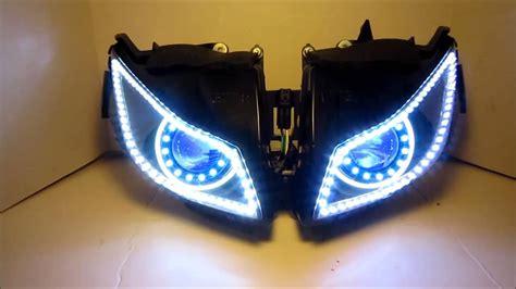 Lu Led Projector R15 2012 2013 1000rr hid projector headlights bixenon dual