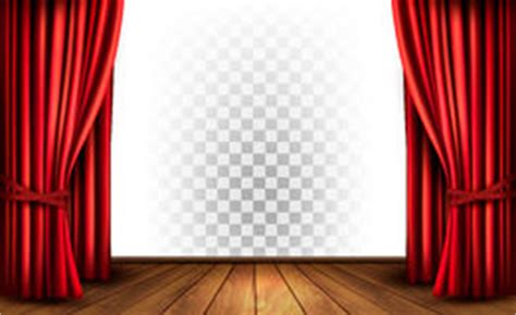 Rideaux De Théâtre Images by Rideaux En Th 233 226 Tre Avec Un Fond Transparent Illustration