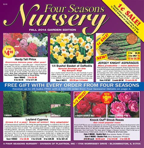 Free Flower Garden Catalogs 10 Favorite Garden Catalogs Garden Housecalls 68 Free Seed