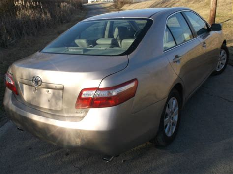 2007 Toyota Camry Fully Loaded 2007 Toyota Camry Xle V6 Fully Loaded Clean
