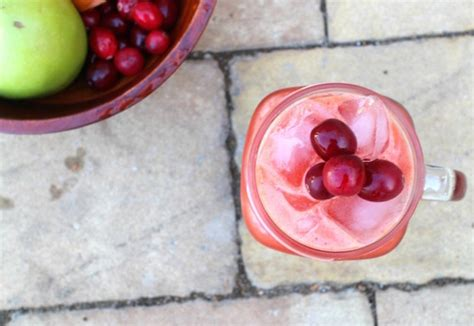 Cranberry Juice Recipe For Detox by 7 Cranberry Juice Recipes And Why You Should