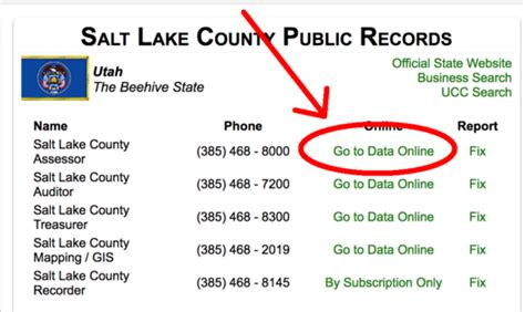 Salt Lake County Property Records Search Salt Lake County Property Search By Name Infolakes Co