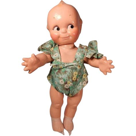 composition kewpie doll item id kewp3 in shop s backroom from dodobirddolls on
