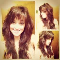 lots of layers fo hair my new hair cut style long layered brown hair w lots of