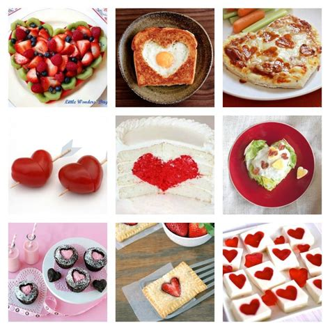 valentines food ideas 10 creative s day diy food ideas