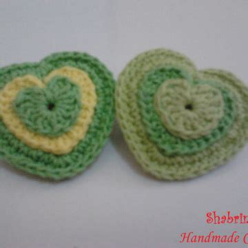 Syal Rajut Handmade 1 medium crochet brooch beautiful and simple handmade crochet