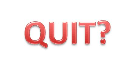 Who Quit by How Many Hospitals Quit Lean Efforts Lean