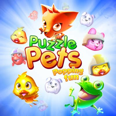 puzzle pets popping fun for java opera mobile store