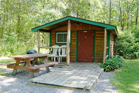Cgrounds With Rental Cabins by Cabin Rentals Bass Lake Cground Cing In Wisconsin
