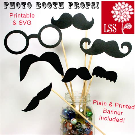 wedding photo booth props templates photo booth props free printable birthday ideas