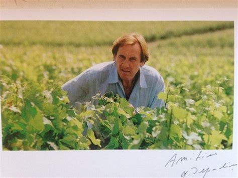 gerard depardieu vignoble comptoir de d 233 gustation photo de ch 226 teau de tign 233 vins