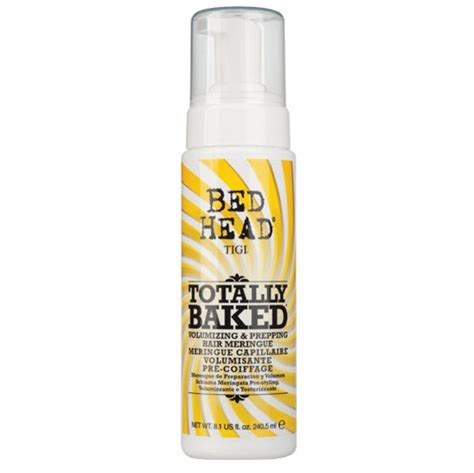 bed head tigi bed head candy fixations totally baked 207ml free