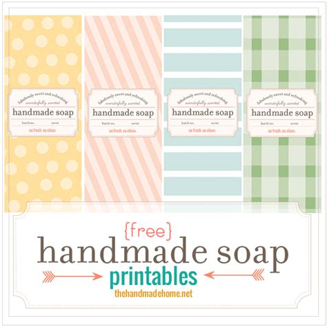 free soap label template make your own soap our fave recipes free printables