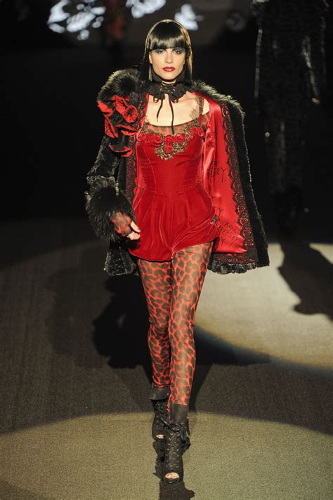New York Fashion Week Betsey Johnson by Betsey Johnson At New York Fashion Week Fall 2011 Livingly