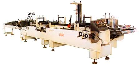 Paper Folding Machine Manufacturers In India - folding and pasting machine folder and