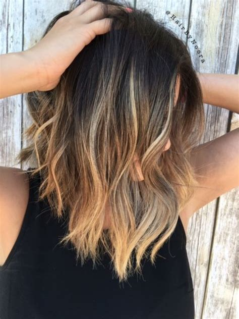 what year was the lob hairstyle created 25 best ideas about long bob balayage on pinterest