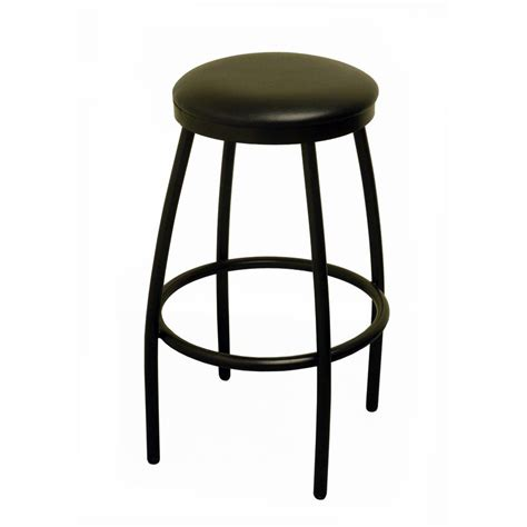 backless metal bar stools classic backless metal bar stool