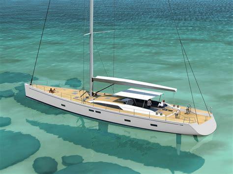 luxury sailboats swan 105 yacht charter superyacht news