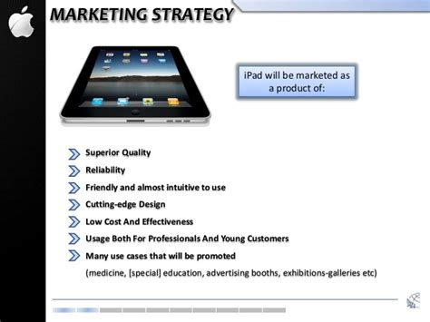 layout strategy of apple apple ipad business plan