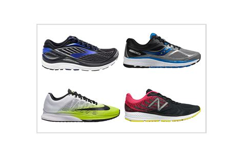 beat running shoes best running shoes for and weight solereview