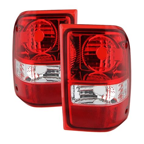 ford ranger tail lights xtune 2006 2011 ford ranger tail lights
