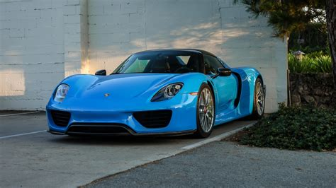 porsche 918 spyder blue breathtaking porsche 918 spyder iphone 5 wallpaper