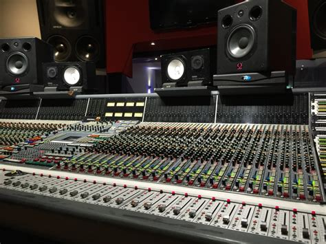 Mixer Audio Recording free images technology studio recording volume
