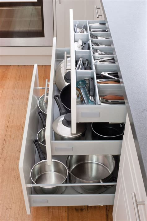 kitchen drawer ideas best 25 kitchen drawers ideas on clever