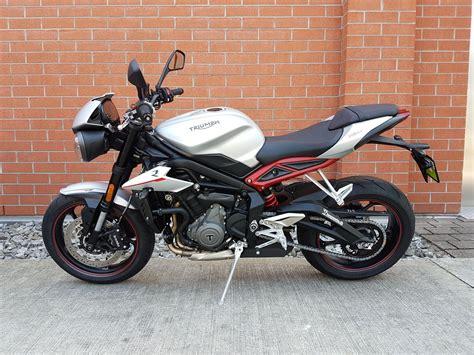 Motorrad Triumph Street Triple by Motorrad Neufahrzeug Kaufen Triumph Street Triple 765 R
