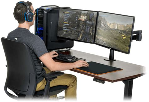gaming computer desk: pic the best one goodworksfurniture