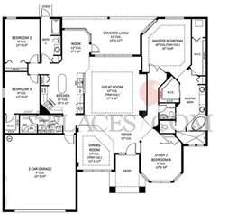 Saratoga Homes Floor Plans by Saratoga Ii Floorplan 2587 Sq Ft Grand Haven