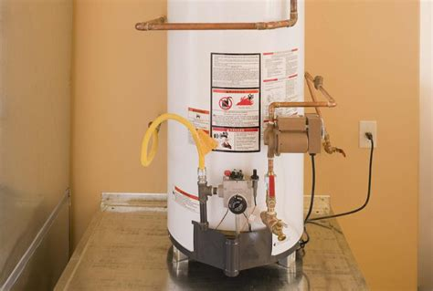 How to Repair a Gas Water Heater