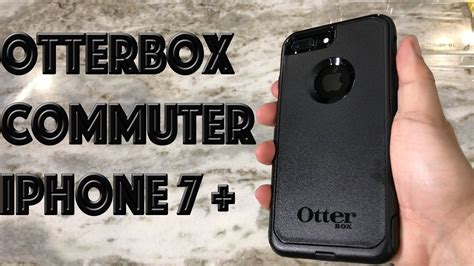 iphone 7 plus otterbox commuter series black