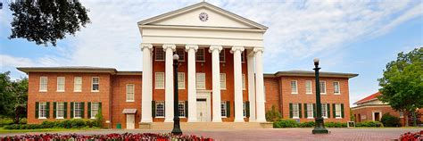 Ole Miss Office Of Admissions by Office Of Admissions Visiting The Of Mississippi
