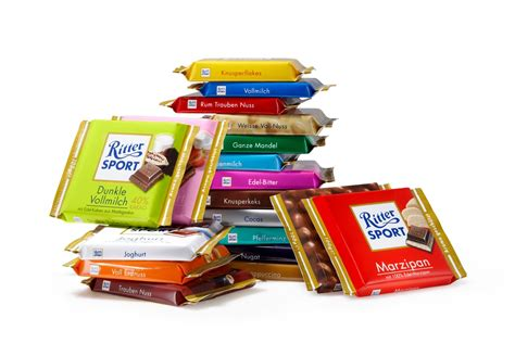 Cocolatte Isport i need a ritter sport on my way by