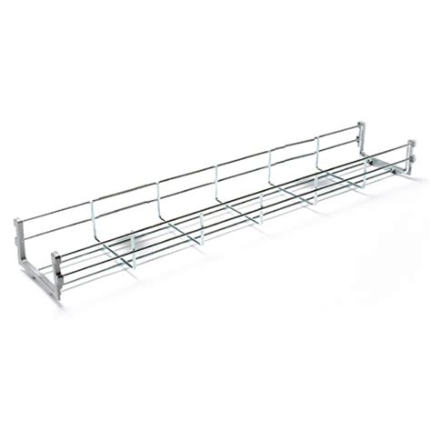 Cable Tray Desk by Arc Desk Cable Tray Officesupermarket Co Uk