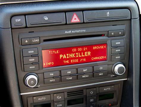 Audi A4 2004 Radio Dynavin N6 A4 Oem Style Sat Nav Radio Dvd Ipod Bluetooth