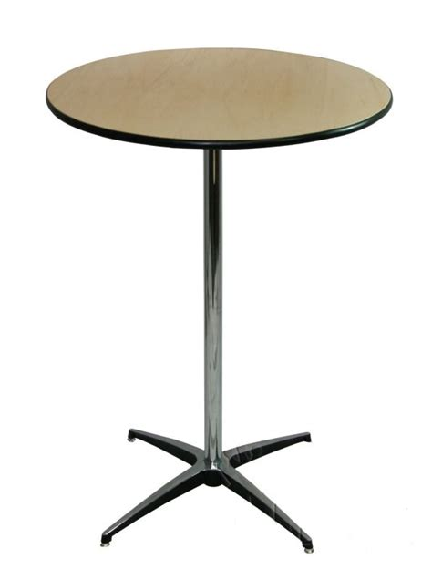 Standing Table Height by Bistro Table Standing Height All Seasons Rent All
