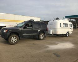 recommended wd system    nissan xterra towing