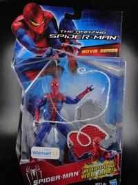 The Amazing Whipping Web Line Hasbro review amazing spider 6 quot spider figure figures