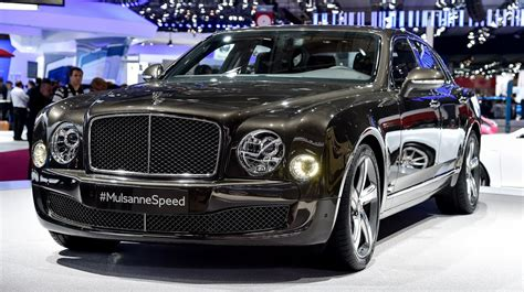 bentley mulsanne 2015 2015 bentley mulsanne speed review top speed