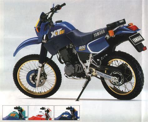 Aufkleber Yamaha Xt 600 by Aufkleber Xt