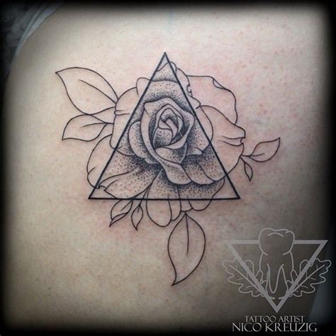 geometric tattoo minnesota 25 best ideas about geometric triangle tattoo on